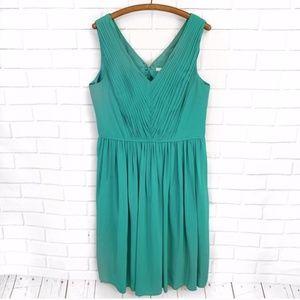 Boden • Green Selina Dress